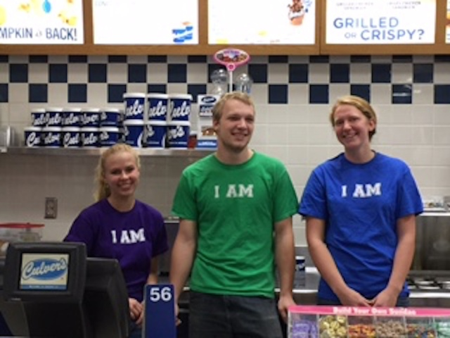 culvers jh fundraiser