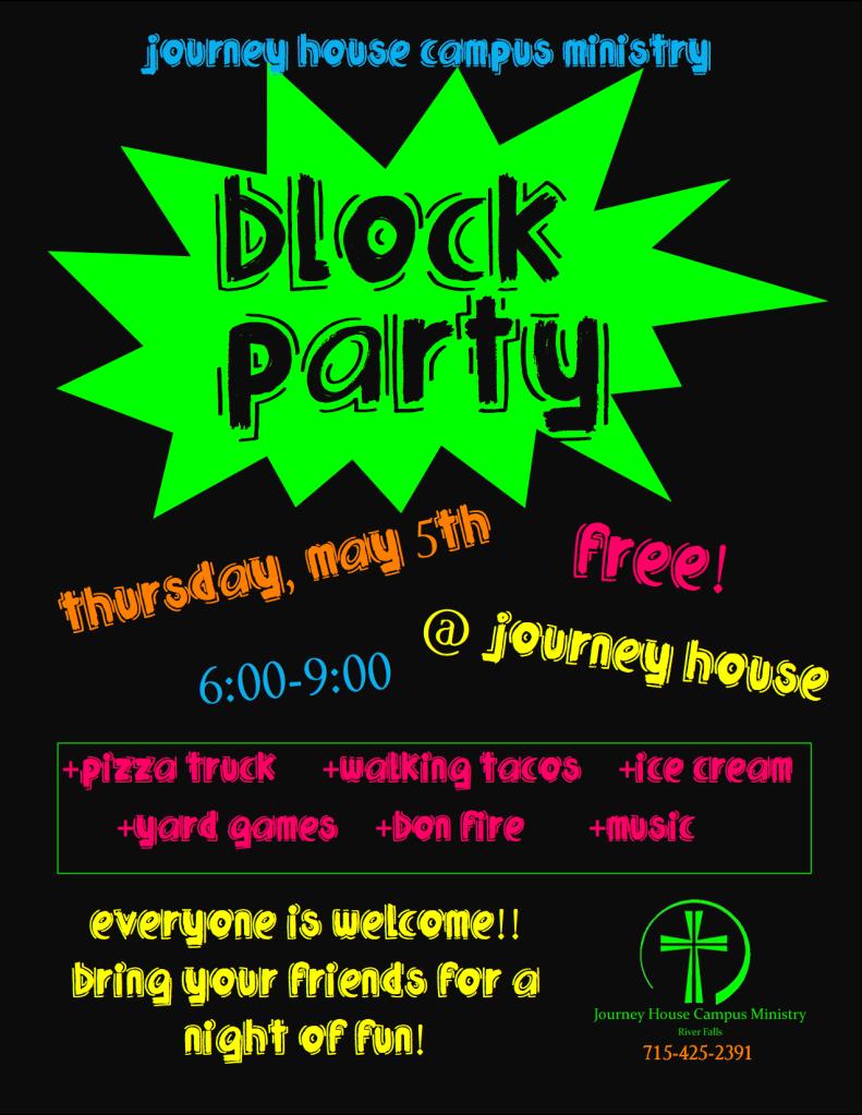 2016 Block Party