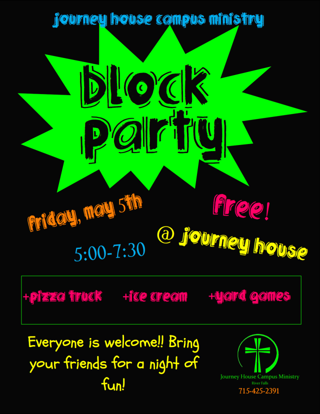 2017 Spring Block Party